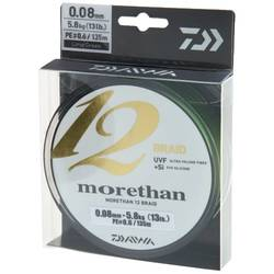 DAIWA FIR MORETHAN 12BRAID 014MM/12,2KG/135M VERDE