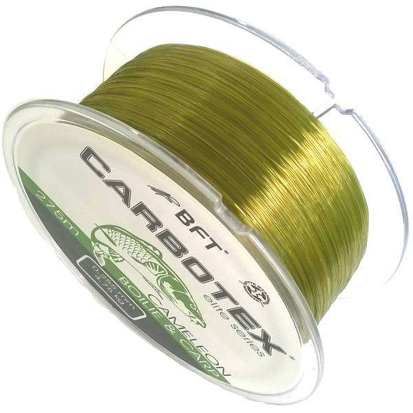 CARBOTEX FILAMENT FIR BOILIE&CARP CAMELEON 035MM/8,85KG/275M