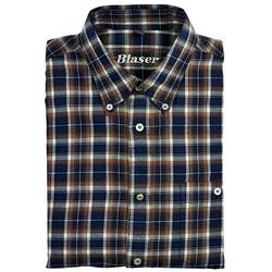 BLASER ACTIVE OUTFITS CAMASA  BEN FLANNEL MAR.2XL