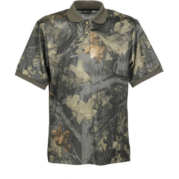 GAMO TRICOU POLO CAMO MAR.XL