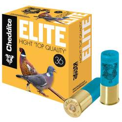 CHEDDITE ELITE 36 CAL.12/70/36G/3,9MM(0)