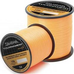 DAIWA FIR TOURNAMENT FLUO ORANGE 040MM/8,2KG/740M