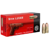 GECO 9X19 LUGER/FMJ/8,0G NON TOX