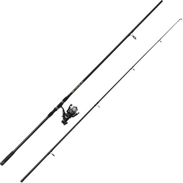 COMBO RON THOMPSON COMBO TECH CARP 2BUC.3,60M/2,75LBS+BF55