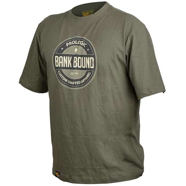 PROLOGIC TRICOU BANK BOUND BADGE MAR.XL