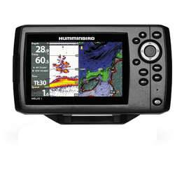 SONAR HELIX 5 CHIRP GPS G2