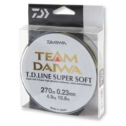 XX FIR DAIWA TD SUPER SOFT CLEAR 036MM/11,1KG/135M