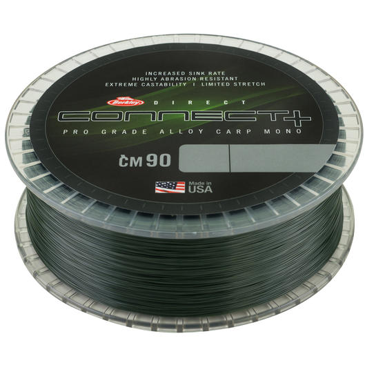 BERKLEY DIRECT CONNECT CM90 VERDE 040MM/12,4KG/1200M