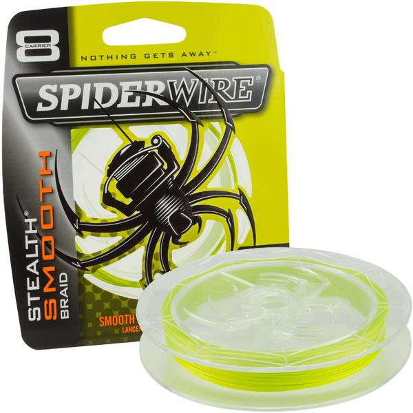 SPIDERWIRE TEXTIL STEALTH 8 GALBEN 014MM/12,5KG/150M