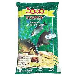 SENSAS NADA 3000 FEEDER BREAM/BIG FISH 1KG