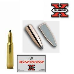 WINCHESTER CARTUS.223REM.POINTED SOFT POINT.3,56G