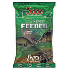 SENSAS NADA 3000 SUPER FEEDER CARP 1KG