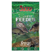 SENSAS NADA 3000 SUPER FEEDER LAKE 1KG