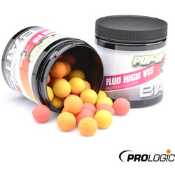 BOILIES POP-UP FLUO COLOUR MIX 16MM