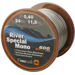 PROLOGIC FIR RIVER MONO CAMO 040MM.11,5KG.600M