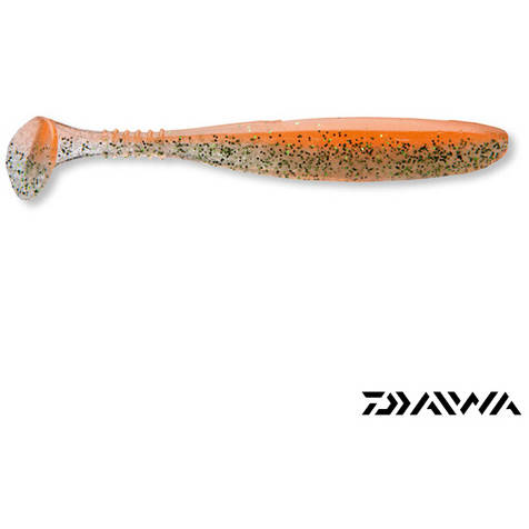 DAIWA SHAD D.FIN 7,5CM ORANGE SHINER/10BUC