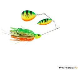 SAVAGE GEAR XX SPINNERBAIT SAVAGE NR.4/42G FIRETIGER