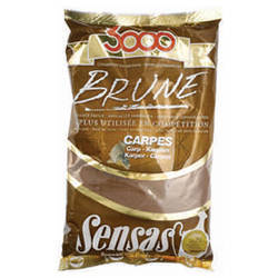 SENSAS NADA 3000 CARP BROWN 1KG