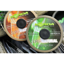 KORDA FIR TEXTIL SUPERNATURAL SOFT 18LBS.20M