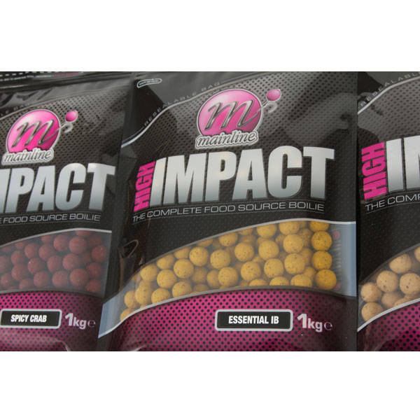 KORDA BOILIES HIGH IMPACT SPICY CRAB 20MM 1KG