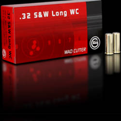 CARTUS TIR SPORTIV .32S&W/LONG WC/6,5G
