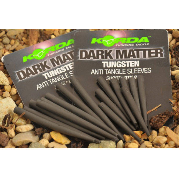 KORDA PROTECTIE TUNGSTEN SHORT ANTI TANGLE 8BUC/PL