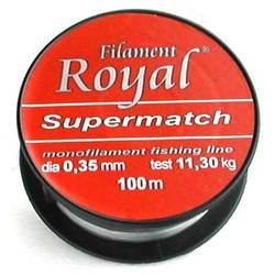 FIR ROYAL SUPERMATCH 027MM/7,30KG/100M