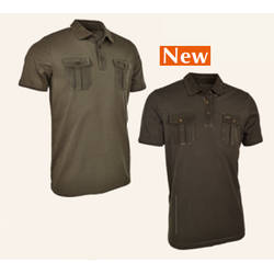 BLASER TRICOU POLO NOAH DARK ORANGE MAR.S