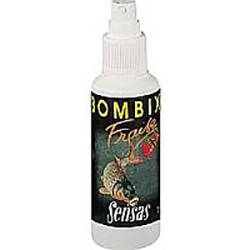 XX ATRACTANT SPRAY SENSAS BOMBIX STRAWBERRY 75ML