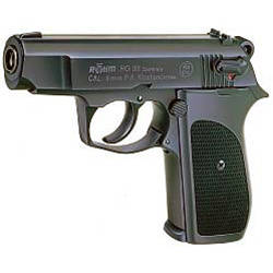 ARROW INT. PISTOL GAZ ROHM RG88 CAL.9MM