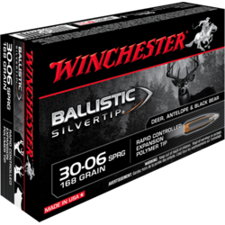 WINCHESTER CARTUS 30.06SPRG.BALISTIC SILVERTIP.10,89G