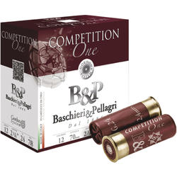 COMPETITION ONE 12/24G/2,4MM(7,5) SKEET-TRAP