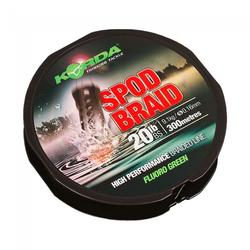 KORDA FIR TEXTIL SPOD BRAID VERDE 9,1KG/016MM/300M
