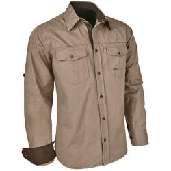 BLASER CAMASA  ALAN TWILL MAR.XL