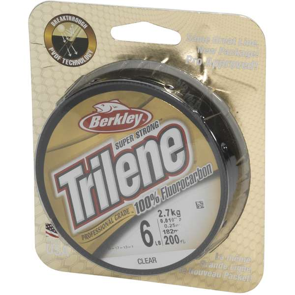 BERKLEY FIR TRILENE FLUOROCARBON 035MM/10KG/50M