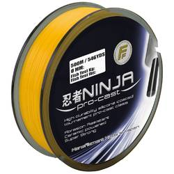 LINEAEFFE NINJA PRO CAST ORANGE 0,20MM/5,3KG 250M