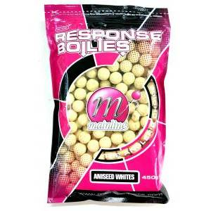 KORDA BOILIES MAINLINE RESPONSE 18MM ANISEED WHITES 450G