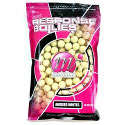 MAINLINE BOILIES RESPONSE 18MM ANISEED WHITES 450G