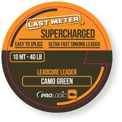 PROLOGIC LEADER SUPERCHARGED CAMO GREEN 40LBS/10M