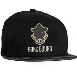 BANK BOUND FLAT BILL NEGRU/CAMO
