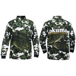BLUZA TOURNAMENT JERSEY CAMO MAR.M