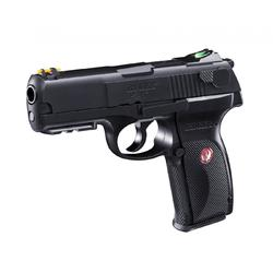 UMAREX PISTOL CO2 AIRSOFT RUGER P345 6MM 15BB 2,8J