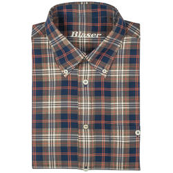 BLASER CAMASA OXFORD MAR.XL