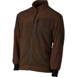 BROWNING FLEECE POWERFLEECE MARO MAR.XL