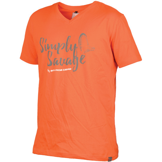 SAVAGE GEAR SIMPLY SAVAGE ORANGE MAR.L