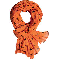 VERNEY-CARRON ESARFA CHECH ORANGE