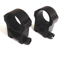 SET RING TACTICAL PICATINNY AL 30MM INALTA CU VIZARE