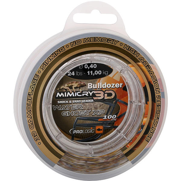 XX FIR PROLOGIC BULDOZER MIMICRY WATER GHOST 050MM/15,6KG/100M