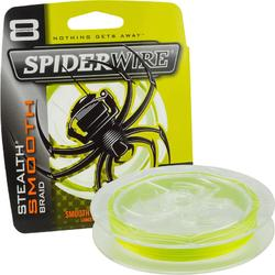 SPIDERWIRE STEALTH 8 GALBEN 010MM/9,2KG/150M