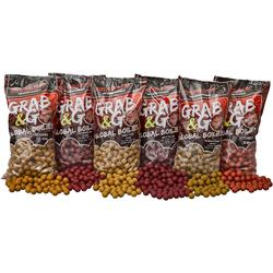 STARBAITS BOILIES G&G GLOBAL MEGA FISH 20MM/1KG